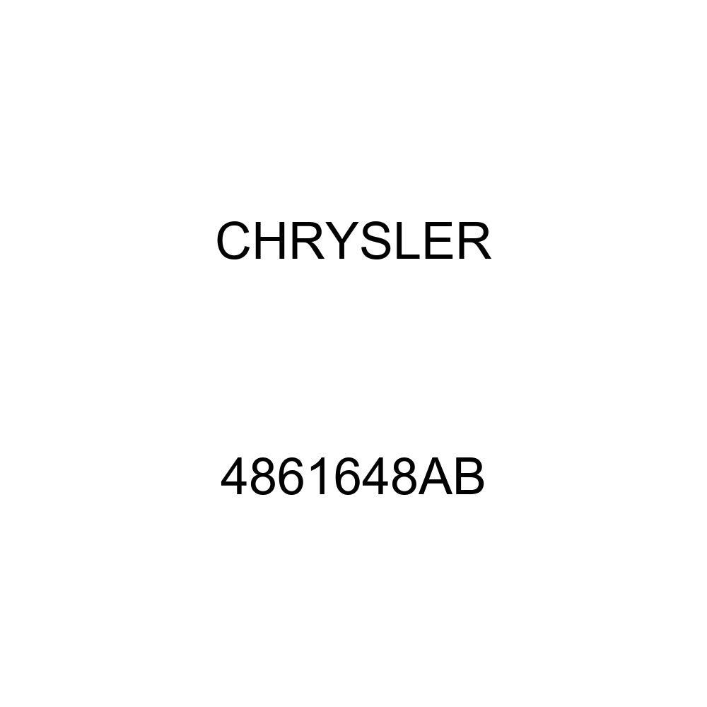 Genuine Chrysler 4861648AB EGR Tube