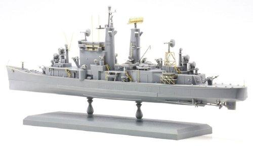 サイバーホビー 1/700 アメリカ海軍 ミサイル巡洋艦 U.S.S. オールバニ CG-10 プラモデル B0052WURTU
