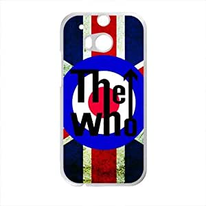 2015 Luxury Back Cover The Who-The beatles Case For HTC M8 Cover Hard Popular Phone for HTC One M8 Case-01 by kobestar