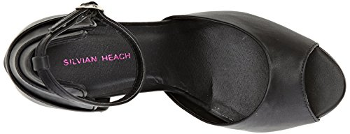 Silvian Heach Shoes Cavalica, Zapatos para Mujer Negro