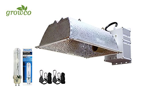 Grow Co. 315W Ceramic Metal Halide CMH System w/ Philips