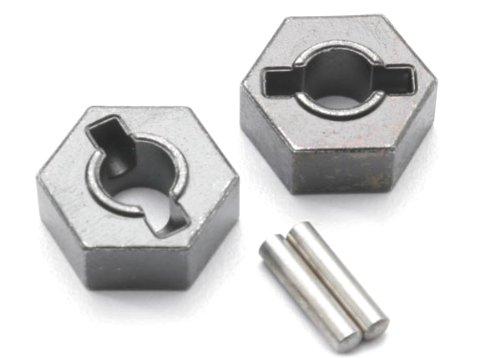 Traxxas 4954R Steel Wheel Hubs (pair)
