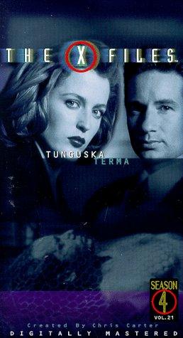 The X-Files: Tunguska/Terma [VHS]