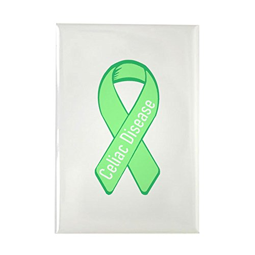 CafePress Celiac Disease Rectangle Magnet Rectangle Magnet, 2