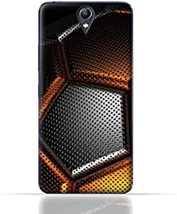 Lenovo Vibe S1 TPU Silicone Case With Soccer Ball Texture Design