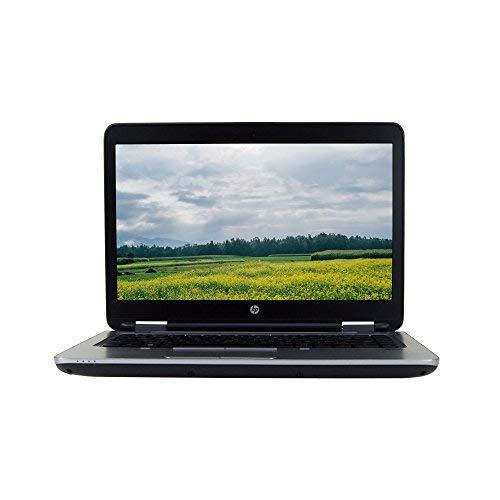 優れた品質 HP Windows Probook 640 G2 14 Webcam Laptop Intel 10 Core i5-6300U 2.4GHz 6th Gen 8GB RAM 256GB Solid State Drive NO ODD Webcam Windows 10 Pro 64Bit (Certified Refurbished) [並行輸入品] B07HRMZPY1, 【保障できる】:691cbfcf --- svecha37.ru