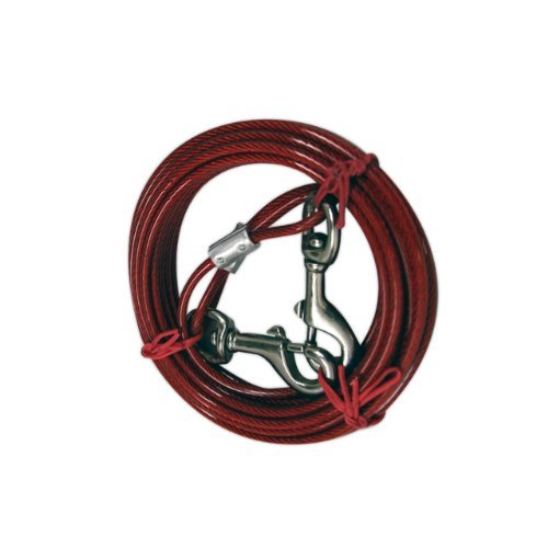 IIT 99914 Dog Tie-Out Cable - 20 Feet