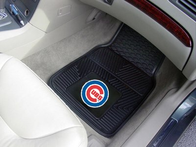Chicago Cubs 2 Piece Car - 3