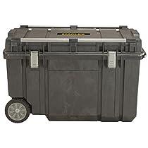 Stanley FMST1-75531 - Arcón de transporte, con cierres metálicos, capacidad de 70 kg