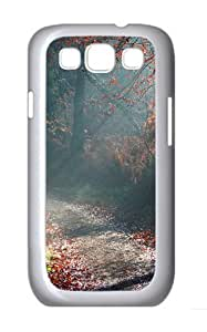 Forest Sunny Way Custom Samsung Galaxy S3 / SIII/ I9300 - White