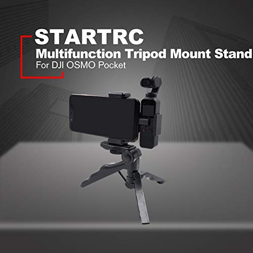 STARTRC Pocket Mobile Phone Rack Multifunction Tripod Mount Stand for DJI Osmo Pocket Handheld Camera Phone Tripod Holder❤️