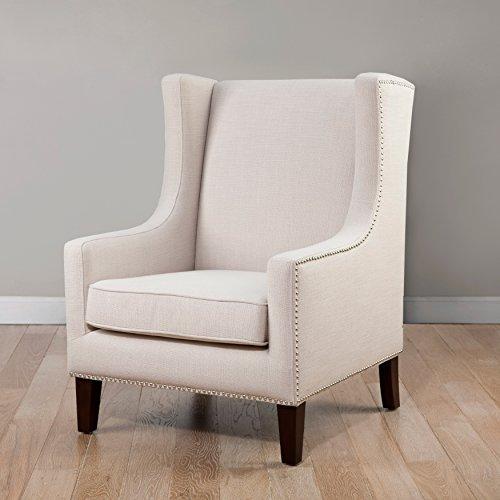 Metro Shop Biltmore Wing Lindy Chair-Cream
