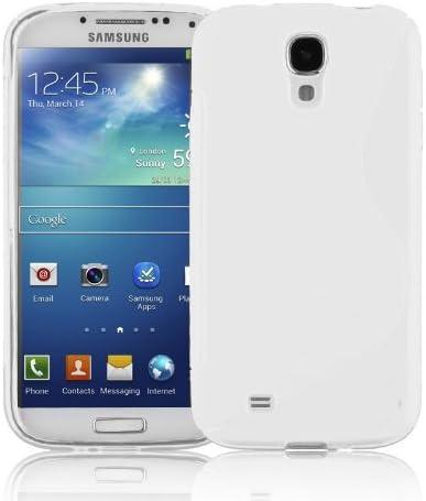 Cadorabo Funda para Samsung Galaxy S4 en Semi Transparente - Cubierta Proteccíon de Silicona TPU Delgada e Flexible con Antichoque - Gel Case Cover Carcasa Ligera: Amazon.es: Electrónica