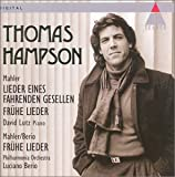Image of Mahler: Lieder Eines Fahrenden Gesellen; Frühe Lieder / orchestrated by Berio: Fünf Frühe Lieder; Sechs Frühe Lieder