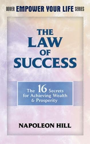 The Law of Success (Dover Empower Your Life) pdf