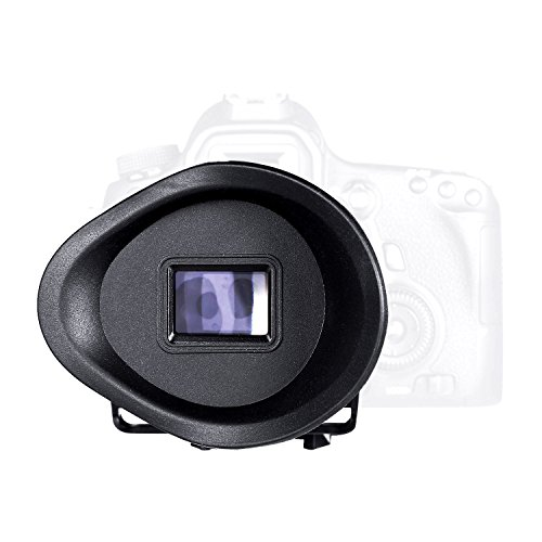 Sony Olympus Neewer Universal Camera Viewfinder Pentax DSLR Cameras 2.5 x Magnification for 3-inch and 3.2-inch Screens with LCD Display for Canon Nikon