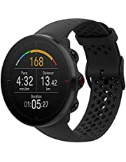 Polar Vantage M GPS Advanced Running & Multisport Watch + Wrist-Based Heart Rate - Black, M/L