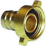 Sirocco 05421358 MS 2/3-Verschraubung 1/2 Zoll x 1/2 Zoll