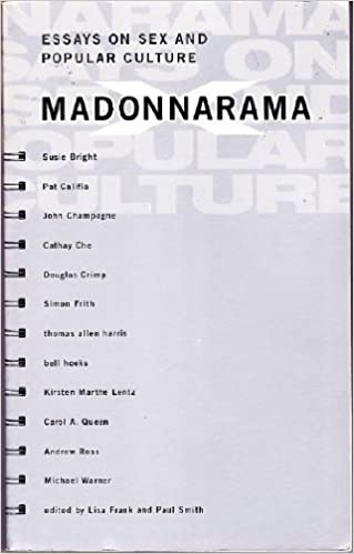 madonnarama essays on sex and popular culture lisa frank paul  madonnarama essays on sex and popular culture lisa frank paul smith 9780939416714 com books