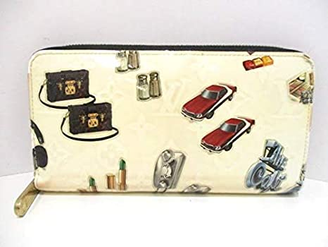 best service 2c449 71dc4 Amazon.co.jp: (ルイヴィトン)LOUIS VUITTON 長財布 ジッピー ...