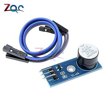 5V Digital Active Buzzer Alarm Module for Arduino