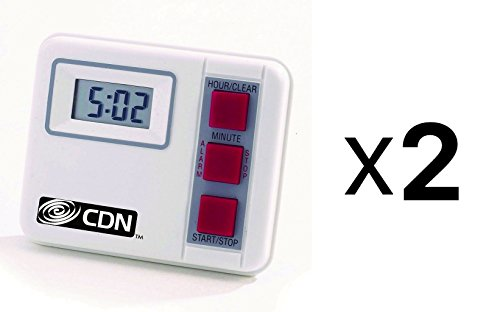 - CDN TM2 Digital Timer - Set of 2