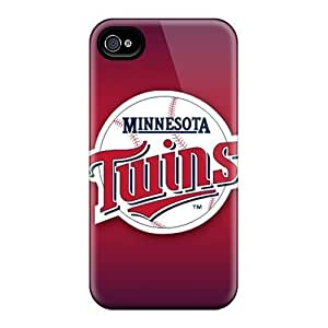 Rosesea Custom Personalized Cases Covers Protector Specially Made For Iphone 6 Minnesota Twins
