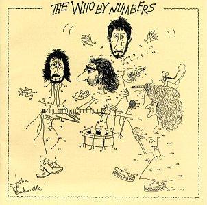 CD : The Who - By Numbers (remastered) (Remastered)