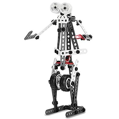 Meccano-Erector Junior 150 Piece Bucket: Toys & Games