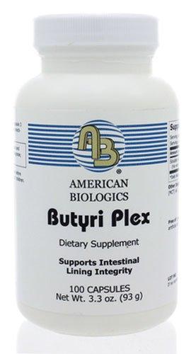 American Biologics - Butyri-Plex 700 mg. - 100 Capsules (formerly Omega Plex)