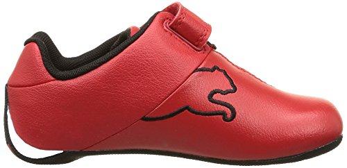 PumaFuture Cat Sf - Zapatillas Niños Rojo - Rouge (Rosso)