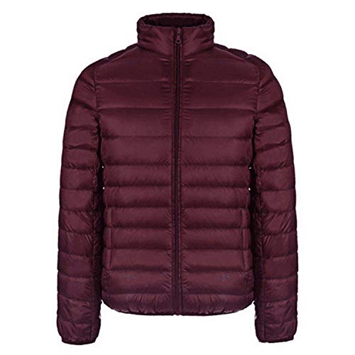 Dick Jane Fabric - Winter Jacket Men 2016 Couples Thin Coats 90% Duck Down Ultra-Light Slim Stand-Collar Cotton-Padded