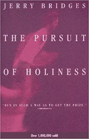 The pursuit of holiness jerry bridges 9780891099406 amazon books fandeluxe Images