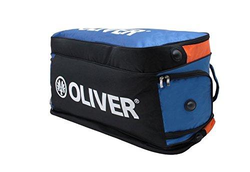 Oliver Gearbag Racketbag Blue/Orange by Oliver (Image #4)