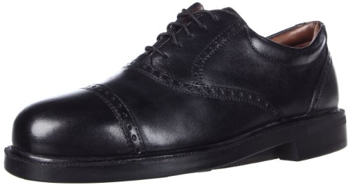 Florsheim Men's Noval Oxford,Black,8 M