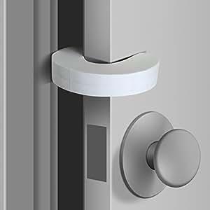Amazon Com Door Pinch Guards 6 Pack Baby Proof Doors