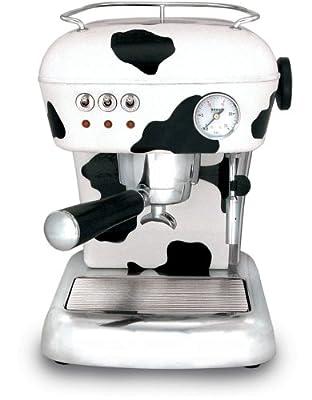Ascaso DR.195 Dream 16-Bar-Pump Espresso Machine, Crazy Cow