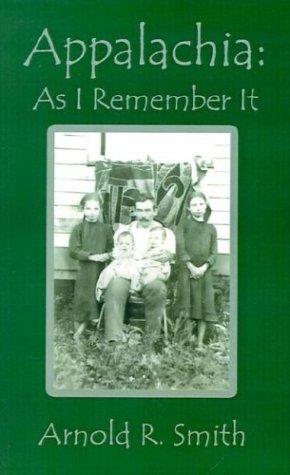 Appalachia: As I Remember It PDF