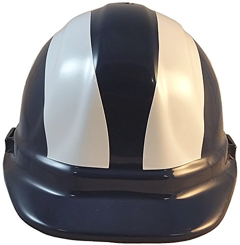 6515faa551f NFL Los Angeles Rams Hard Hats with Ratchet Suspension