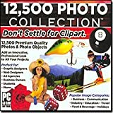 12,500 Photo Collection (Jewel Case)