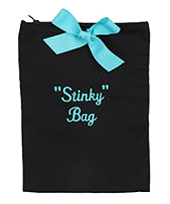 Caught Ya Lookin' Dirty Diaper Stinky Bag, Black from Caught Ya Lookin'