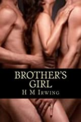Brother's Girl: The Anna Simmon's Series (Volume 1) by MS H M Irwing (2014-10-13)