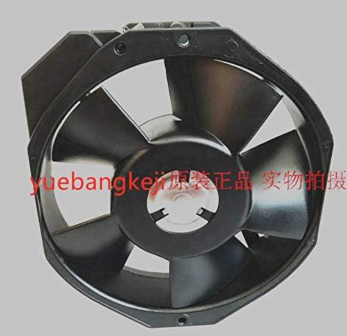 Yuebangkeji for Original ETRI 148VK-0282-030 148 Series 2850 RPM 172 x 150 x 38 mm 211.89 CFM 115 V Ball Bearing Fan 1 Item s