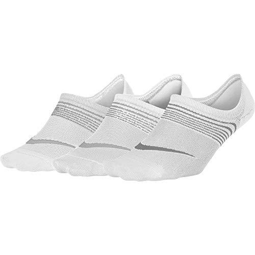 Train wolf Chaussettes Lightweight Grey 3 Blanc Paires pack Pour De Femme Nike 5qB66