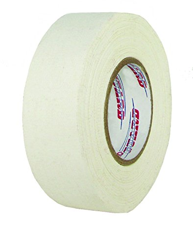 Proguard Cloth Hockey Tape, 1-Inch x 15-Yard, White