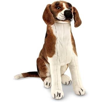 Amazon.com: Melissa & Doug Giant Jack Russell Terrier