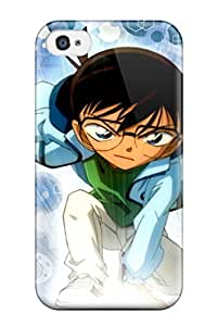 5759180K71431004 Iphone 4/4s Case Cover Detective Conan Case - Eco-friendly Packaging
