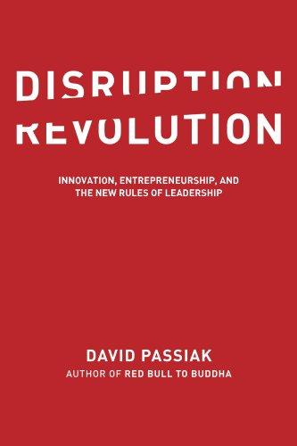 Amazon disruption revolution innovation entrepreneurship and disruption revolution innovation entrepreneurship and the new rules of leadership by passiak fandeluxe Choice Image