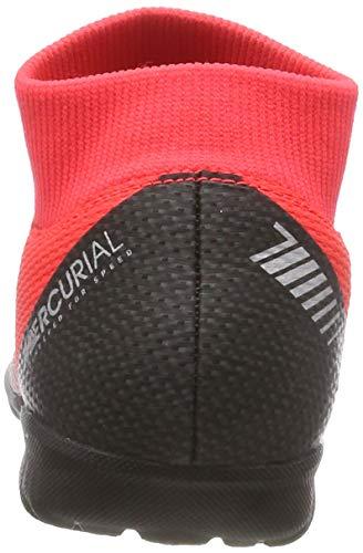 chrome brt Football dk Superfly Crimson Cr7 Academy Nike Grey Chaussures Tf Rouge 600 6 Mixte black Adulte De B4qPwx6P