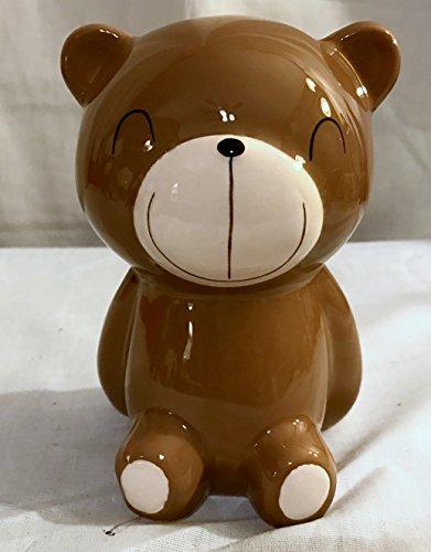 teddy bear piggy bank - 6